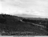 Rudolph Weiss ranch, 1 1/2 miles north of Matanuska Junction, main line, A.E.C. R[ailwa]y, June...