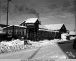 USO Anchorage, 1946.