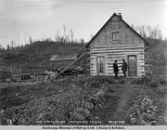 The Hickey place, Matanuska Valley, Oct. 9, 1918.