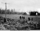 The W. Black homestead near mile 157, Gov[ernmen]t R[ail]road, Oct. 11, 1918.