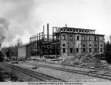 Sutton coal washing plant & power house, Oct. 17, 1921.