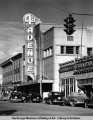 4th Avenue Theatre exterior, 1949.