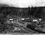 View of Eska coal mines, May 28, 1919.