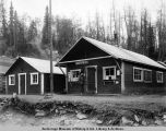 Office & store, Eska coal mines, May 27, 1919.