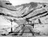 Healy River coal mines, 11/3/1922.