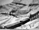 Healy River coal mines, Nov. 3, 1922.