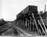 Engine coaling station, Anchorage terminal yards, May 1, 1919.