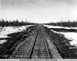 Montana siding, mile 210, April 15, 1919.