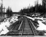 Mile 181.3, Nancy siding, April 16, 1919.