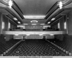 4th Avenue Theatre interior, Anchorage, 1947.