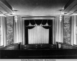 Interior of 4th Avenue Theatre, Anchorage, 1947.