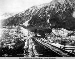 Widening cut in mile 49, Oct. 8, 1919.