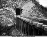 Tunnel no. 2, Oct. 8, 1919.