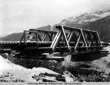 Reconstructed bridge 73, Oct. 8, 1919.