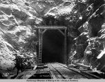 North portal of tunnel no. 2, Oct. 7, 1919.