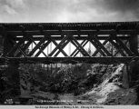Reconstructed bridge no. 72, Oct. 8, 1919.