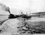 New dock, Nov. 15, 1919.