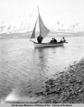 School teachers having a sail on Valdez Bay.