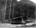 Placer River bridge 503, looking north, 9/4 1920.