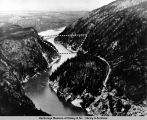 Proposed site, Copper River Wood Canyon Dam.