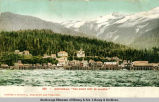 Ketchikan, the first city in Alaska.