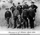 Pioneers of Nome, June 1900.