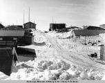 Kotzebue in winter.