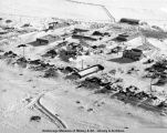 Kotzebue, before hospital burned in 1963.
