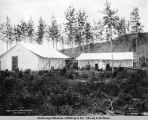 Hospital, A.E.C., Nenana, Alaska, July 30th, 1916.