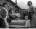 Fort Yukon handicrafts for sale.