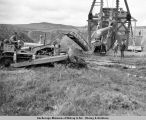 Dredge operation near Nome.