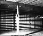Alaska. Teller. Lomen Teller plant. Interior cold storage room. July, 1938.