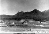 Eklutna Vocational School.