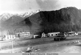 Eklutna Vocational School grounds.
