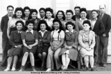 Eklutna Vocational School students.