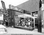 Romick's Men's Wear.
