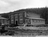 Miners rescue hall, Chickaloon - July 19, 1921.