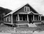 Cottage type B.1 - Chickaloon. July 19, 1921