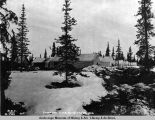 Camp 281. A[laska] N[orthern] R[ail]road. May 24 - 1920.
