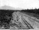 Mile 309 - looking south. June 22 - 1921.