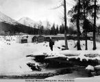 Camp 88. Turnagain Arm Div[ision]. A.E.C. R[ailwa]y. Nov. 26-[19]17.