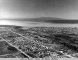 Mid-town Anchorage, 1959.