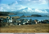 View of Kodiak, Alaska.
