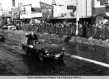 Gov. Egan at Fur Rondy parade, February [19]64.