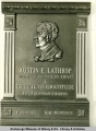 Bust of Austin E. Lathrop.
