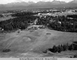 Anchorage golf course.