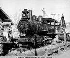 Engine no. 51, Whitehorse, Yukon Territory.
