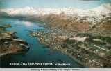 Kodiak - the king crab capital of the world.