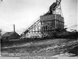Healey [sic] River Coal Corporation - mines. Healey [sic] Forks, Alaska.