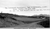 The Government Experimental Farm at Matinuska [sic], Alaska.